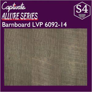 Captivate Flooring Allure Series Barnboard LVP 6092-14