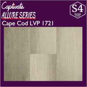 Captivate Flooring Allure Series Cape Cod LVP 1721